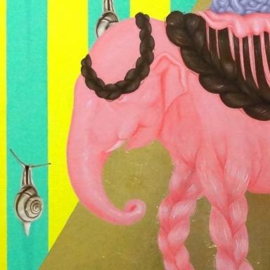 象の曲芸 / Circus of an Elephantの画像