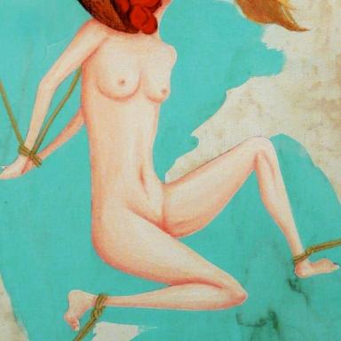 柘榴の静物画 / Still Life of Pomegranateの画像